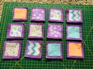 Baby Fabric Matching Game