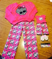 Matching American Girl PJ Set