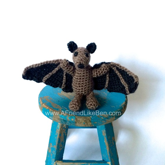 Bat Amigurumi