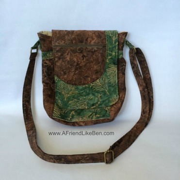 """The Little Messenger Bag"""